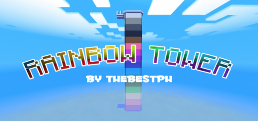 Rainbow Tower [Parkour]