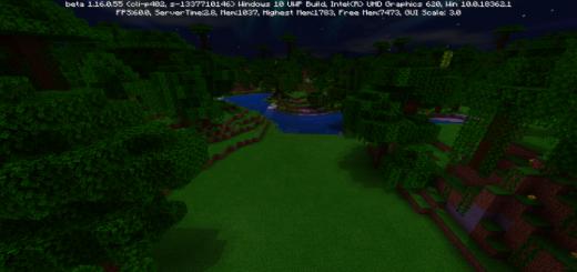 Realistic Biome World