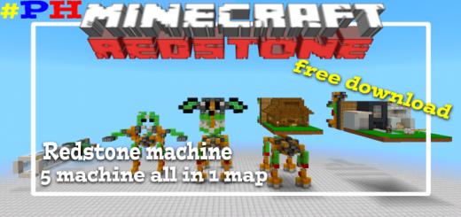 Redstone Machine