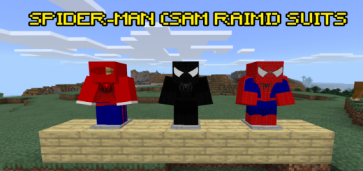 Spider-Man (Sam Raimi) Suits TexturePack