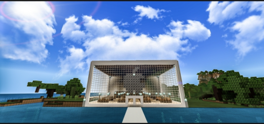 Apple Store for Minecraft