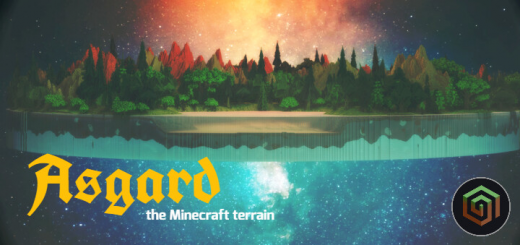 Asgard (Terrain) [MAP]