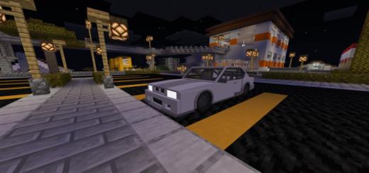 BMW M3 GTR Addon