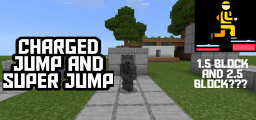 Charged Jump and Super Jump Addon