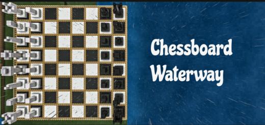 Chessboard Waterway