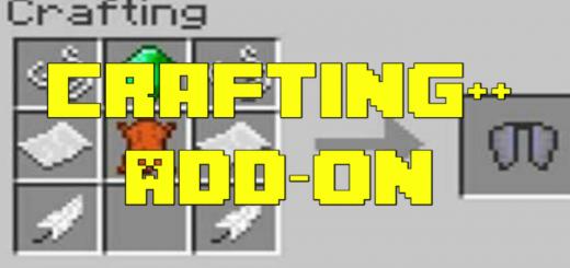 Crafting+ Add-on