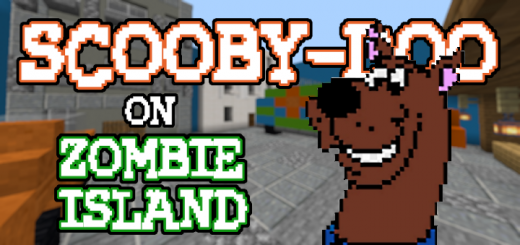 Find the Button Scooby-Doo on Zombie Island Edition