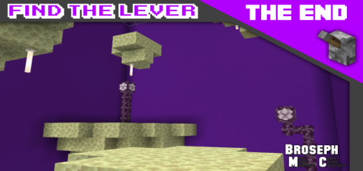 Find The Lever – The End