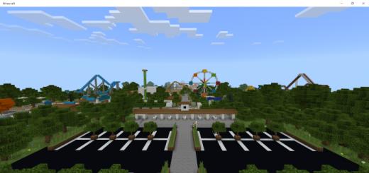 FunPark! – A Minecraft Amusement Park