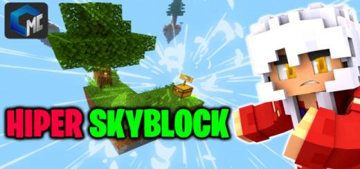 HIPER-SKYBLOCK (Map/Survival)