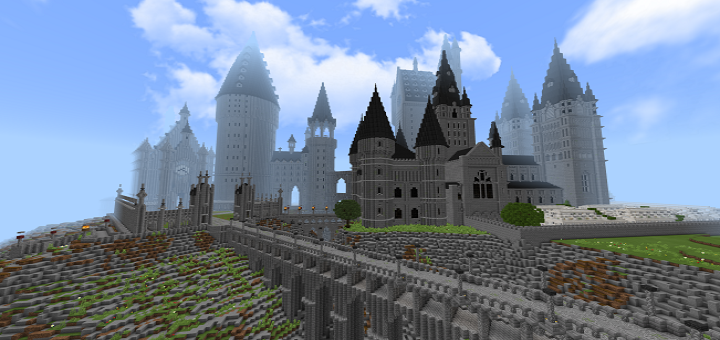 Hogwarts Surrounding Areas Version 3 Minecraft Pe Maps Grimsthorpe is a historic house, park & garden, open in the summer for adults and children to enjoy the countryside, nature and history. minecraft pe maps