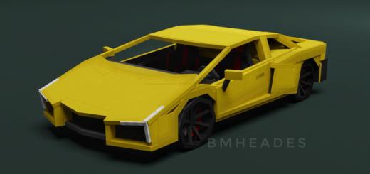 Lamborghini Bmero