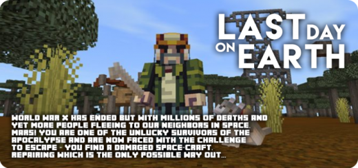 Last Day on Earth – 2020