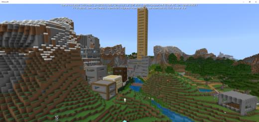 "Massive Update To My First ""All Achievements"" Minecraft SMP World"