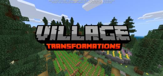 Mega Taiga Village Transformation