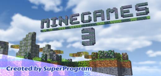 Minegames v3.32