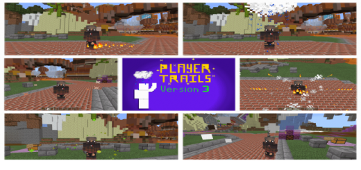 [MINI UPDATE!] Player Particle Trails (Function Pack)