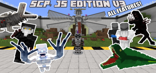SCP: JS Edition v3 All Features Showcase
