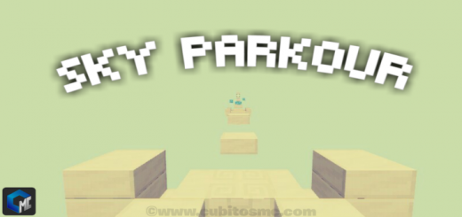 Sky Parkour (Map/Minigame)