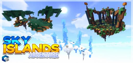 Sky-Islands Adventure (Map/Survival)