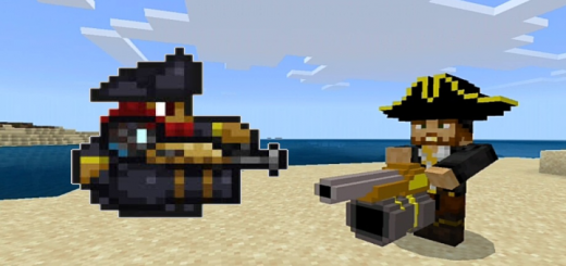 Terraria Pirate Captain Boss