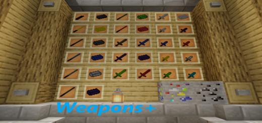 Weapons+ (Beta)