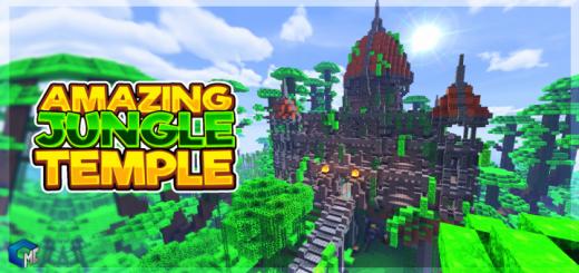 AMAZING Jungle Template (Map/Building)