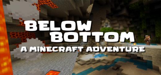 Below Bottom A Minecraft Adventure
