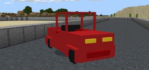 Boat To Car Resource Pack