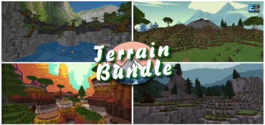 Custom Terrain Bundle (Map Bundle)