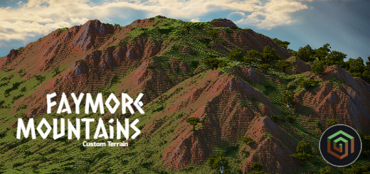 Faymore Mountains [Custom Terrain]