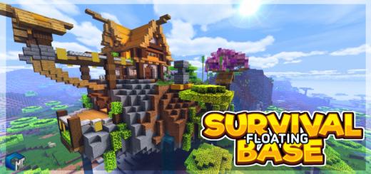 Floating Survival Base (Map/Building)