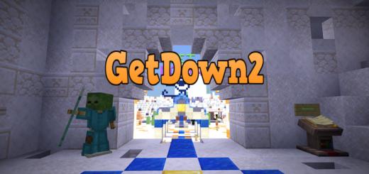 GetDown2 [Minigame] [Parkour]