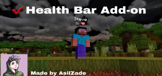 Health Bar Add-on