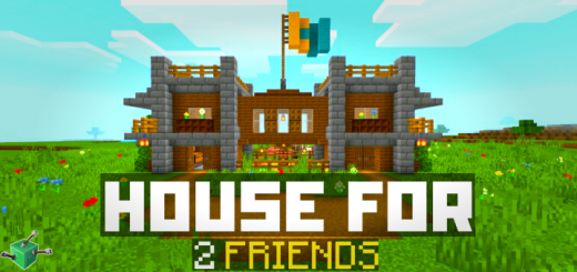 House for 2 Friends [Creation]