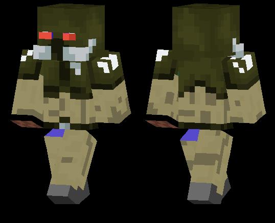 Imperial Guardsman Flamethrower