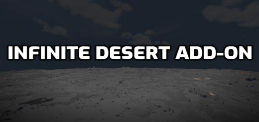 Infinite Desert Add-on (1.16!)