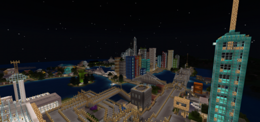 Mine York City – Legacy Edition