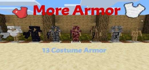 More Armor