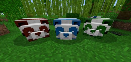 More Panda Add-on