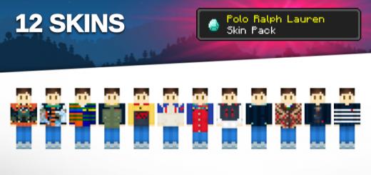 Polo Ralph Lauren Skin Pack