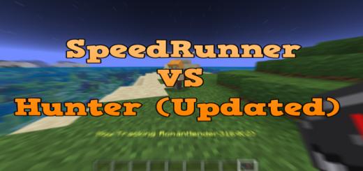 Speed Runner VS Hunter (Manhunt)