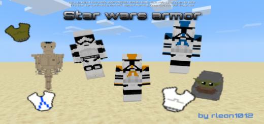 Star Wars Armor Addon