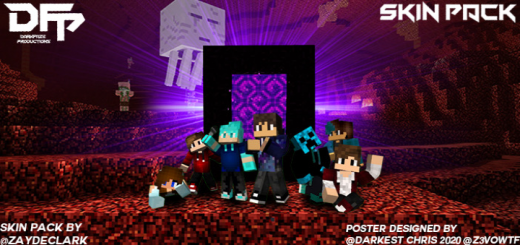 The DarkFilmz Productions Team Skin Pack