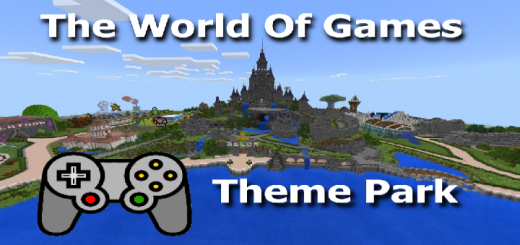 The World Of Games (Theme Park)