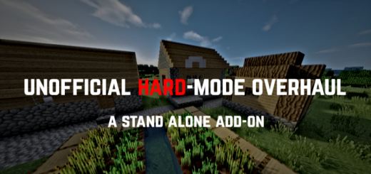 Unofficial Hard-Mode Patch v1.0 By NightwalkerLots