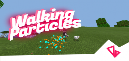 Walking Particles (Addon + FunctionPack)