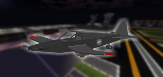 Alpha Z1 Airplane Addon