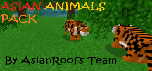 Animals Pack For Your Own Worlds