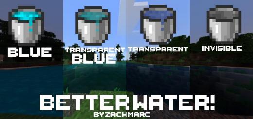 Better Water!